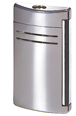 ST Dupont Maxijet Lighter - Silver