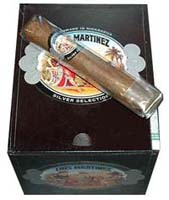 Luis Martinez Hamilton Robusto - Box of 25