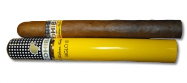 Cohiba Siglo III Tube Single