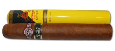 Montecristo Open Eagle Tube - 1\'s NEW