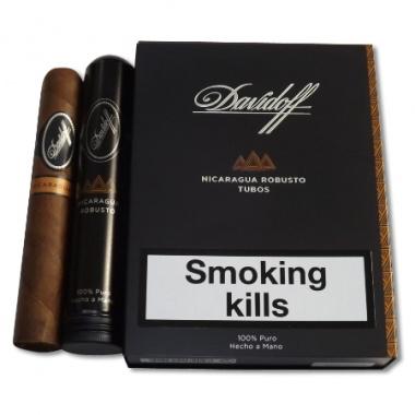 Davidoff - Nicaraguan Experience - Robusto Tubed Cigar - 4's