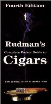 Rudman\'s Pocket Guide to Cigars Book by Rudman