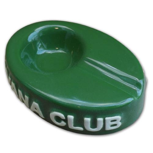 Havana Club Collection Ashtray – Cigarillo Cigar Ashtray Green