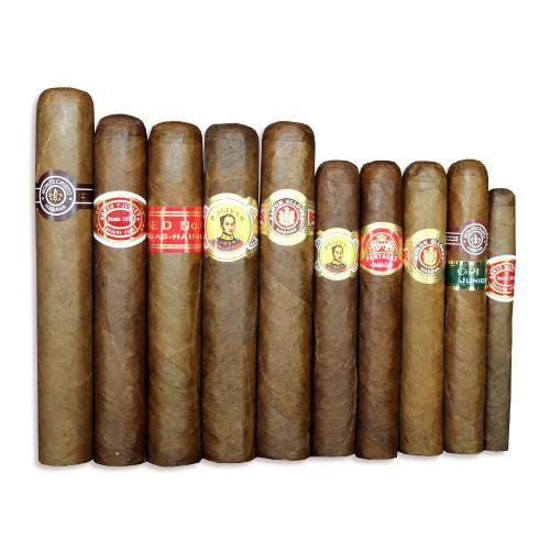 Best of Both Worlds Cigar Sampler