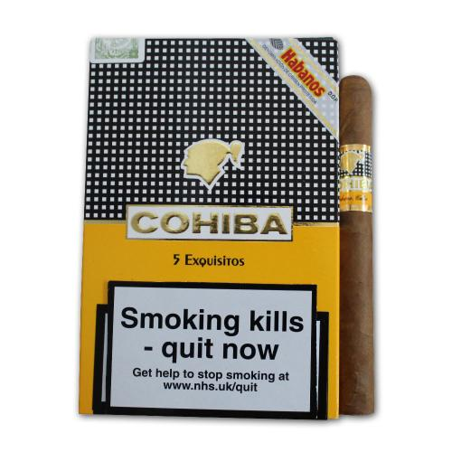 Cohiba Exquisitos - 5\'s