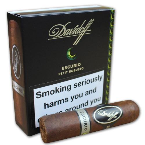 Davidoff Escurio Petit Robusto Cello Cigar - 4\'s