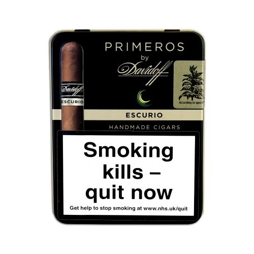 Davidoff Primeros Escurio Cigar - Tin of 6