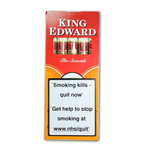 King Edward Tip Cigarillos - 5\'s
