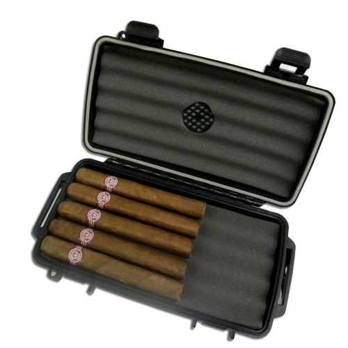 Montecristo No. 4 and Crushproof Travel Humidor Sampler