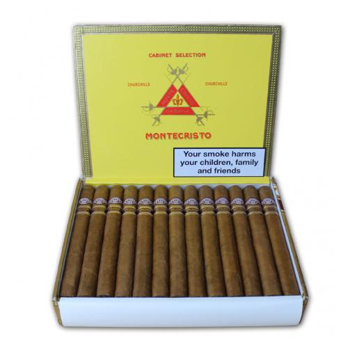 Montecristo Churchill Anejados - 25\'s NEW