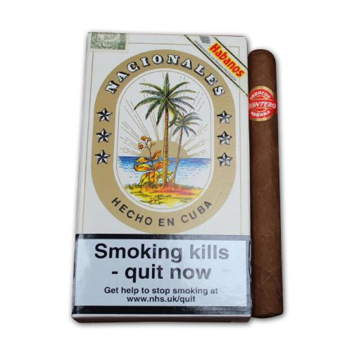 Quintero Nacionales Cigars - Pack of 5