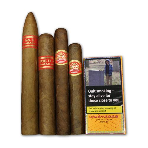 Partagas Cigar Selection Sampler
