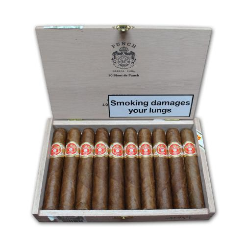Punch Short de Punch Cigar – Box of 10