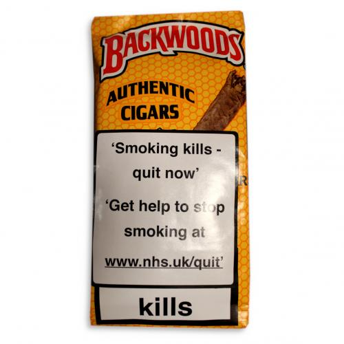 Backwoods Yellow - 5\'s