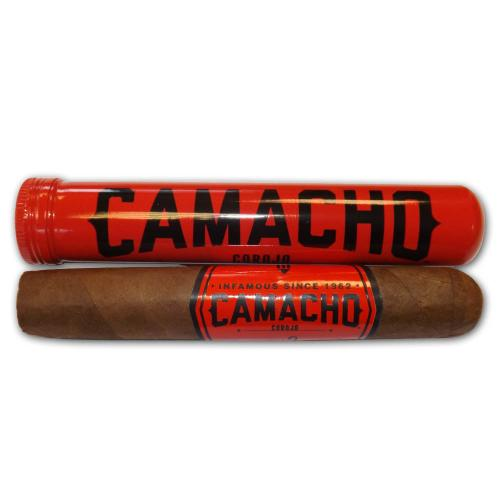 Camacho Corojo Robusto Tubed Cigar - 1 Single