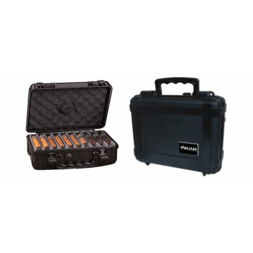 Xikar Travel Waterproof Case - 30-50 Cigars