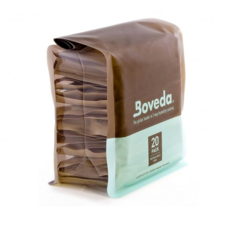 Boveda Humidifier – 60g – 69% RH - Multipack 20\'s