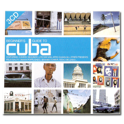 Beginner\'s Guide to Cuba - 3 CD Box Set NEW