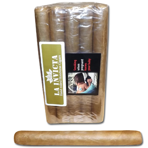La Invicta Honduran Churchill Cigar - 25\'s