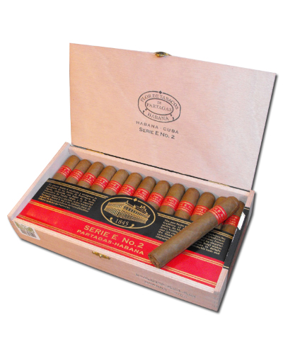 Partagas Serie E No.2 - 25\'s NEW