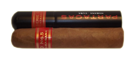 Partagas Serie D No. 5 Tube - 1\'s NEW