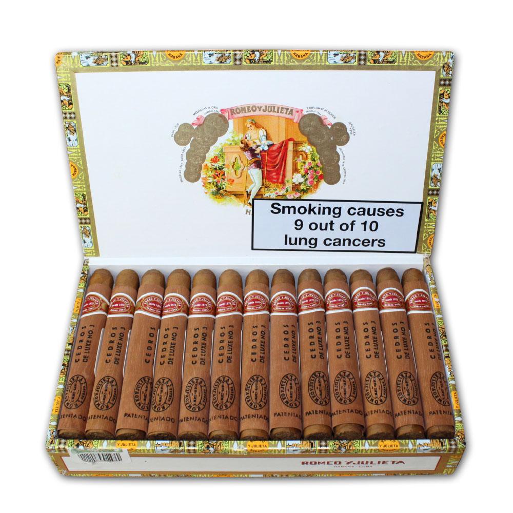 Buy Romeo y Julieta Cigars | simplycigars co uk