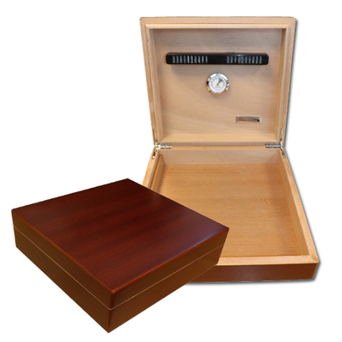 Vector Humidor – Cherry - 18 Cigar Capacity