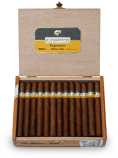 Cohiba Exquisitos - 25\'s