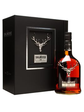 Dalmore 25 Year Old Malt Scotch Whisky 70cl 42%