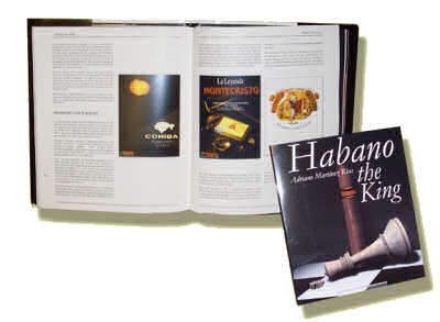 Habano the King Book by Adriano Martinez NEW