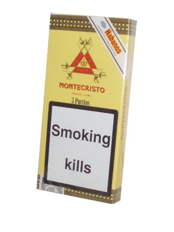 Montecristo Puritos - 5\'s