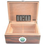 \'Rockingham\' Collection Striped – 50 Cigar capacity
