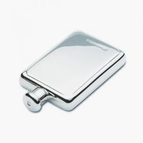 Sterling Silver 3 floz hip flask