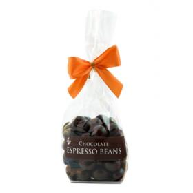 Chocolate Covered Espresso Beans - 120 gram