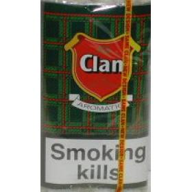 Clan Aromatic Pipe Tobacco 50g