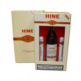 Hine Cognac and Romeo Cigars Gift Box