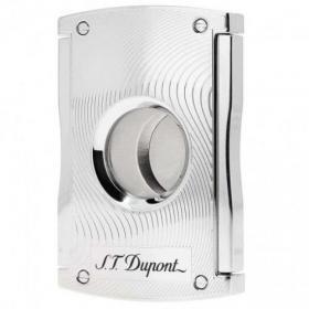 ST Dupont Cigar Cutter - Maxijet – Chrome Max Vibrations Wave
