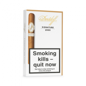 Davidoff Signature 2000 Cigar - Pack of 5