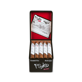 PSyKo 7 Connecticut Robusto Cigar - Box of 20