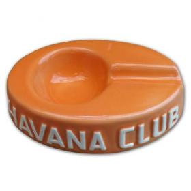 Havana Club Collection Ashtray – Cigar Ashtray Orange NEW