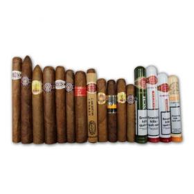 Simply Christmas Sampler - 16 Cigars