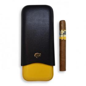 Cohiba Siglo II and Three Finger Adjustable Cigar Case Sampler