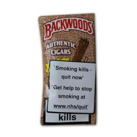 Backwoods Brown - Pack of 5