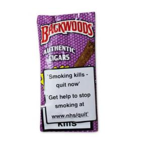 Backwoods Purple - 5's