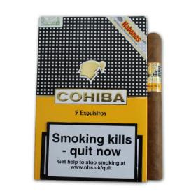 Cohiba Exquisitos - 5's