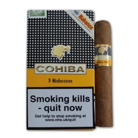 Cohiba Robusto - Pack of 3