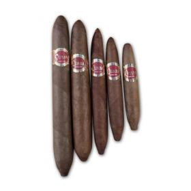 Cuaba Selection Sampler - 5 Cigars
