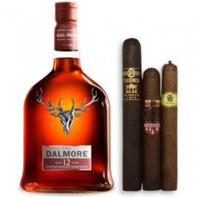 Dalmore 12 Year Old & Cigar Pairing Sampler