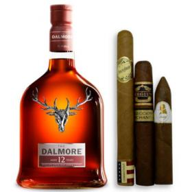 Dalmore 12 Year Old & New World Cigars