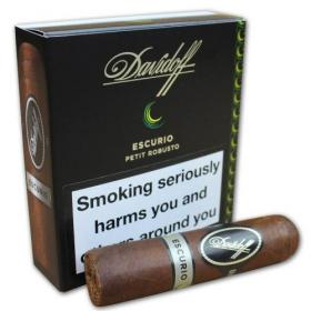 Davidoff Escurio Robusto Cello Cigar - 4's